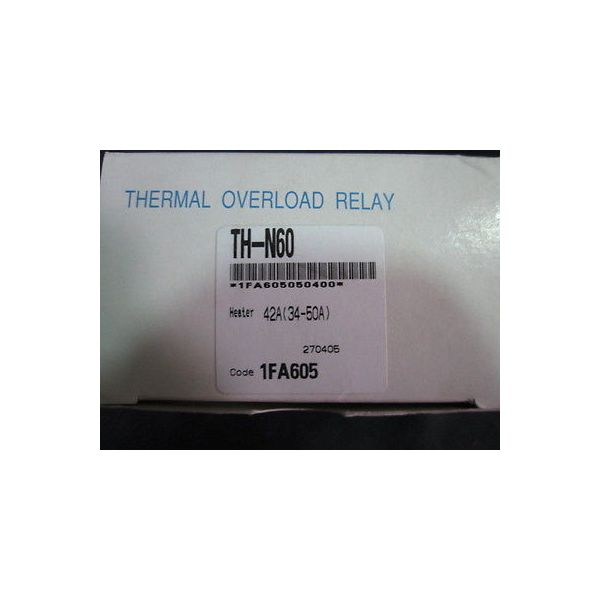 MITSUBISHI TH-N60-42A RELAY, THERMAL