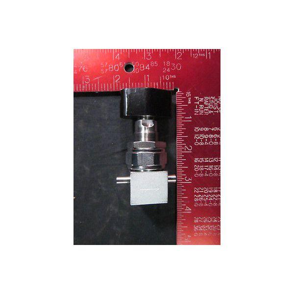 AMAT 3870-01989 Valve, Manual Diaphragm, 1/4 BUTT WELD