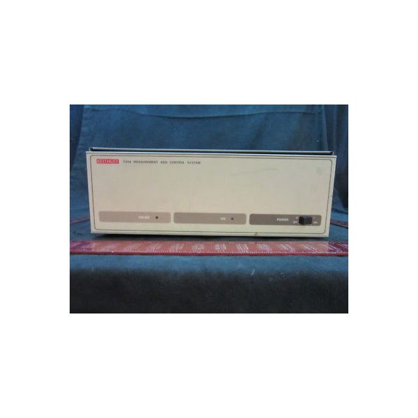 Keithley 500A MEASURMENT AND CONTROL SYSTEM, SERIAL NUMBER 0617603