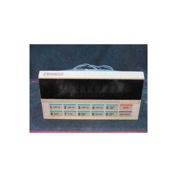 Omega DP501 DIGITAL STRAIN GAUGE INDICATOR, SERIAL NO. 09103370