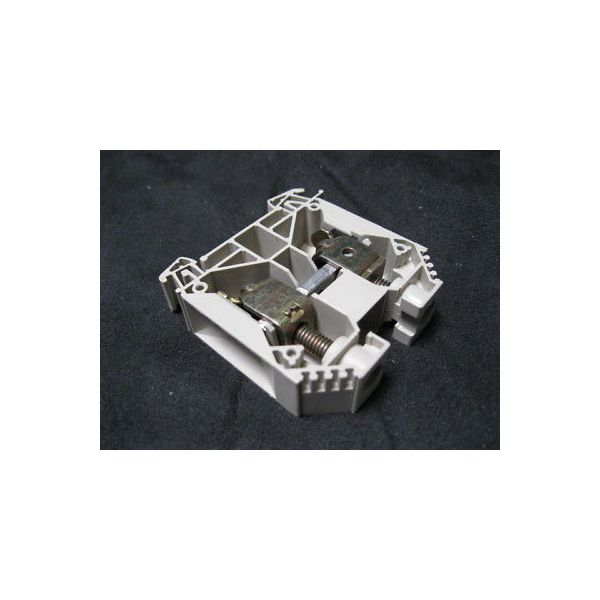 ASM 808000527 WEIDMILLER WDU35; CORE TERMINAL BLOCK