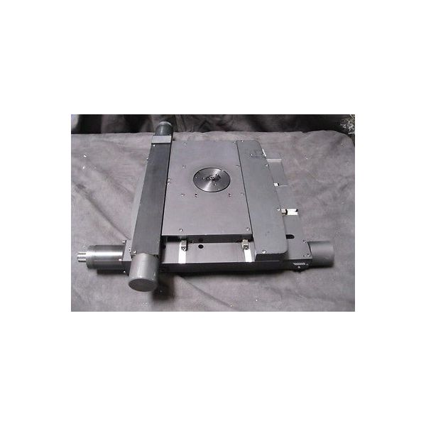 LEP 74S00600C MICROSCOPE STAGE 200MM X 200MM ROTATING FIXED CHUCK LEP