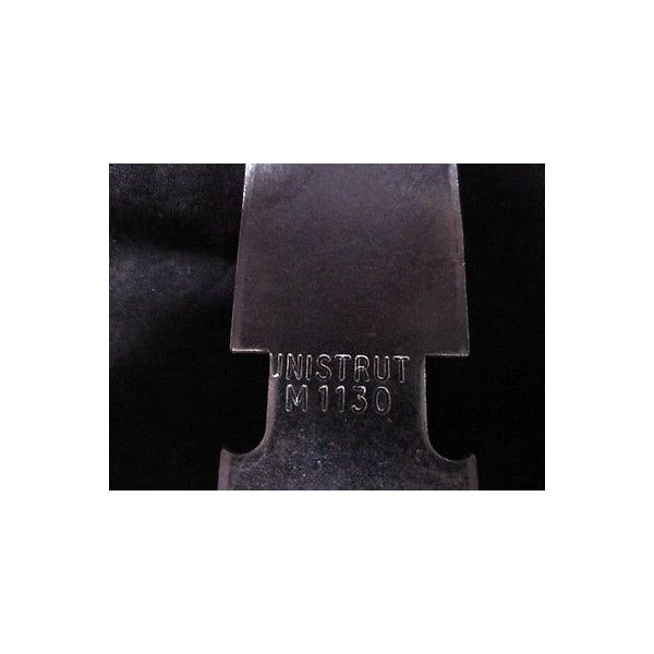 UNISTRTUT M1130 10 pairs of 73.0 - 79.4mm Pipe Clamps *doesn't come with nuts/bo