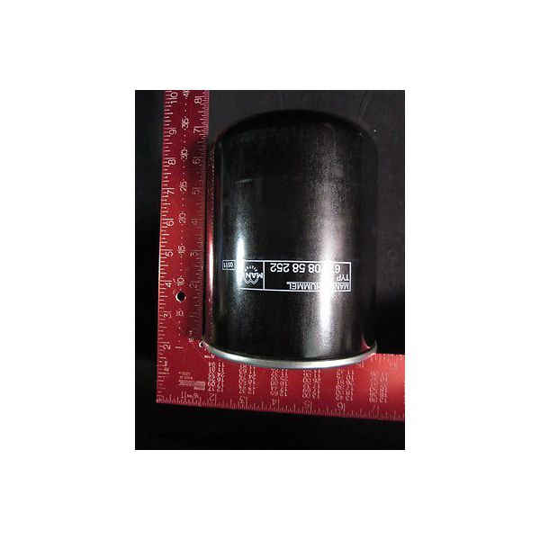 MANN 67-708-58-252 Oil Filter Made In Germany