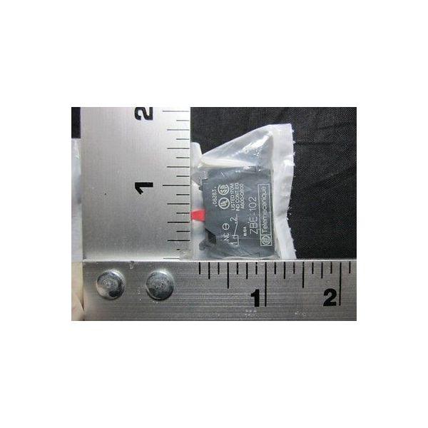 AMAT 1270-00331 Schneider Electric ZBE102 SW CONTACT BLOCK 1NC W/SCR-TERM XB4 22
