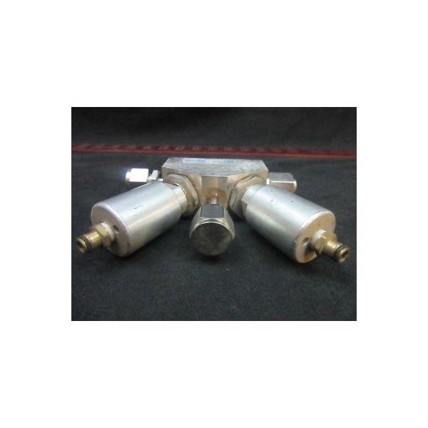 PARKER/VERIFLO 45400243 Air Pressure Diaphragm Valve Monblock Y Style 945y1nc/nc