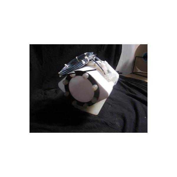 EDWARDS F33766000 PUMP, 1/2 PFA W/ FIBER OPTICS