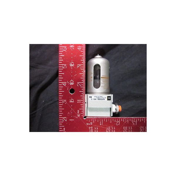 SMC NAFD2000-N02-C Micro Mist Separator harvested off unused system