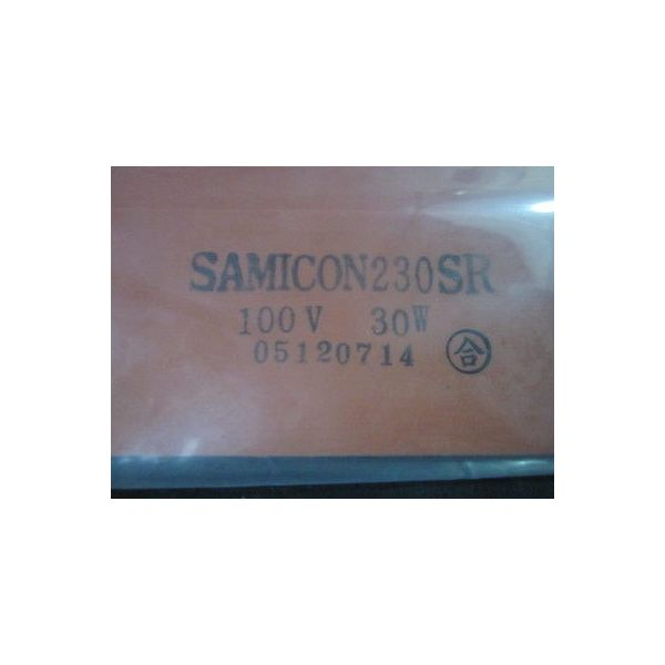 TEL 043-002177-1 HEATER,SILICON RBR,G3-tapeheater-SIN03-3AR3702