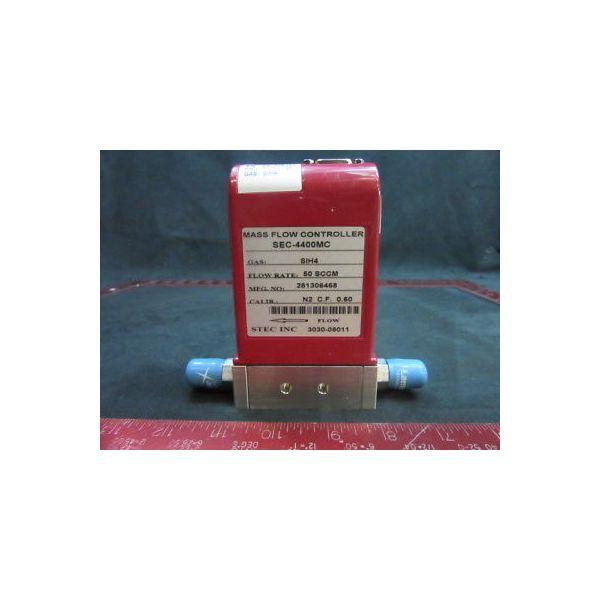 Applied Materials (AMAT) 3030-08011 SEC-4400MC-SIH4-50SCCM, STEC INC