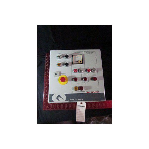 EDWARDS Q40-2.2 Pump Controller, Q, 200/208V AC, 3PH/60HZ, 3.7 KVA