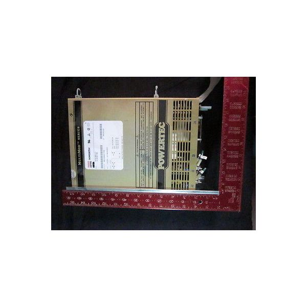 Powertec 6C32-EE-370-L-23-S1748 Power Supply, Input: 115/230V~;20/10A;50/60Hz