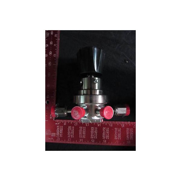 TESCOM 44-2862-R91-074 Purge Regulator, Maximum Inlet Pressure: 210 BAR