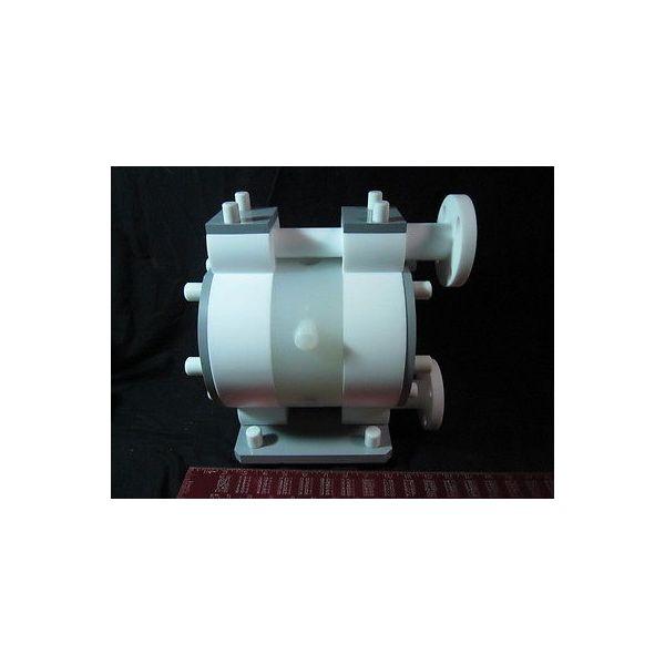 YAMADA YD-20TTD Pump double diaphragm Teflon 15GPM,