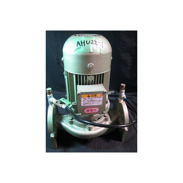MITSUBISHI K/LP50W1.5 PUMP Centrifugal 65 GPM, 3600 rpm; 440V; 60HZ; 1.6KW,