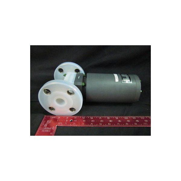 KITAMURA P4-75-D600-25A-01 AIR OPERATED VALVE Teflon; D-172360; TYPE: P4-75-600