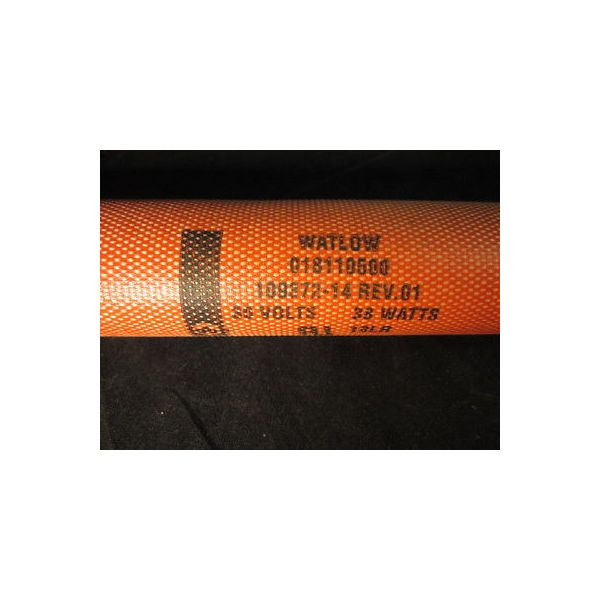 SVG 109372-14 WATLOW 018110500; HEATER MANOMETER 11X1/2 (PLENUM TO MANOMETER TRE
