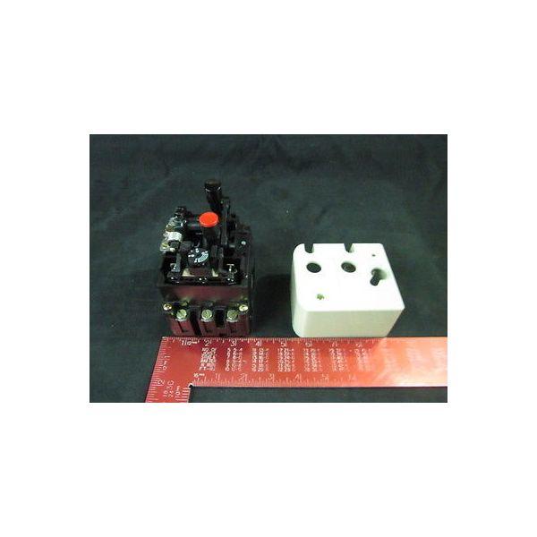 KLOCKNER MOELLER PKZM 3-6,3 PKZM 3-6,3 with U-PKZM3; 3-Phase Motor Protector Swi