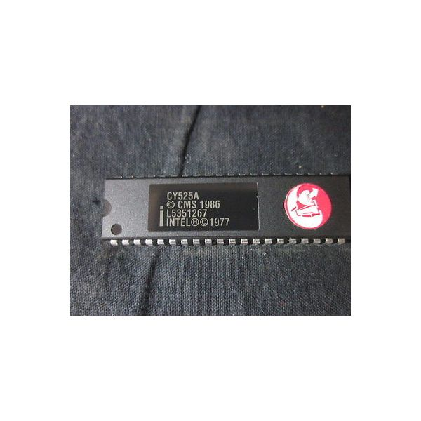 AMAT 0950-01257 IC Controller Step 525 TTL 5V 40 Pin DIP LSI