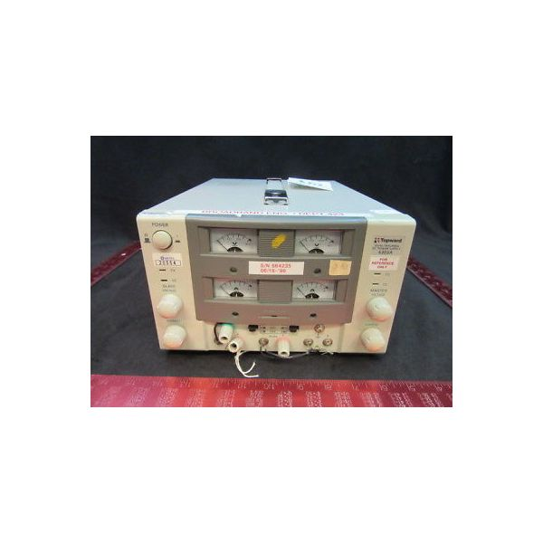 TOPWARD 6303A DUAL-TRACKING DC POWER SUPPLY, MODEL 6303A