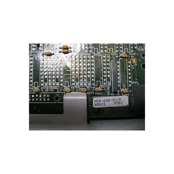 ADVANTEST 950-660-01 PCB, CATCH RAM TERMINATOR