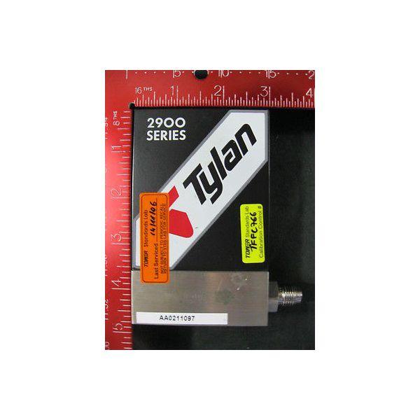 TYLAN FC2900-100-SCCM-AR TYLAN 2900 SERIES 100SCCM ARGON MFC