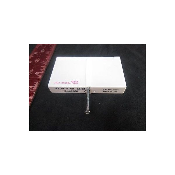 OPTO 22 5031101-NO analog input module A (opto22)