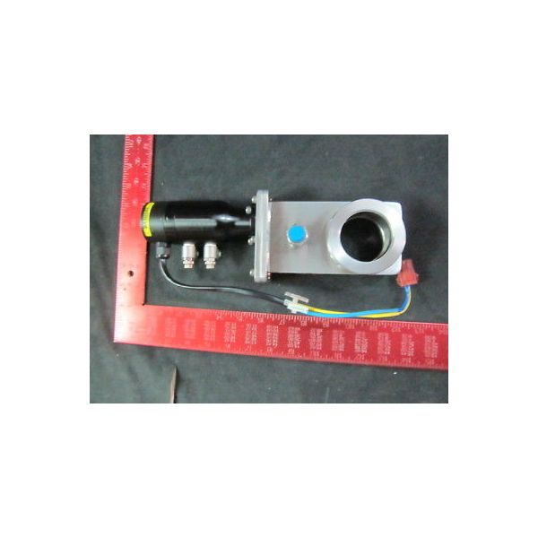 ACE R33-306 Assembly Valve Gate ASM EPI Reactor, Bellows Leak Rate: 1.8X10E-11,