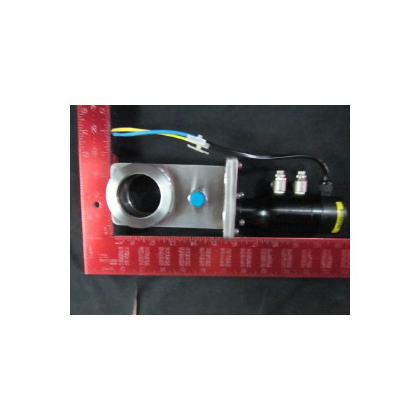 ACE R33-306 Assembly Valve Gate ASM EPI Reactor, Bellows Leak Rate: 1.8X10E-11,
