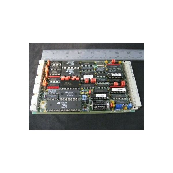 Applied Materials AMAT 0660-01819 OnTrak 22-0075-015 PCB CPU GESPAC