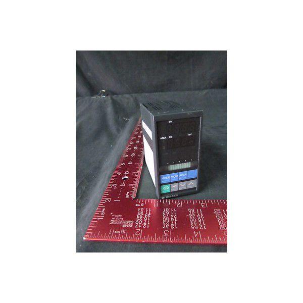 RKC F400FK08-M*AB-8NN-4N F400 Temperature Controller, Range: -199.9-300.0'C K, S