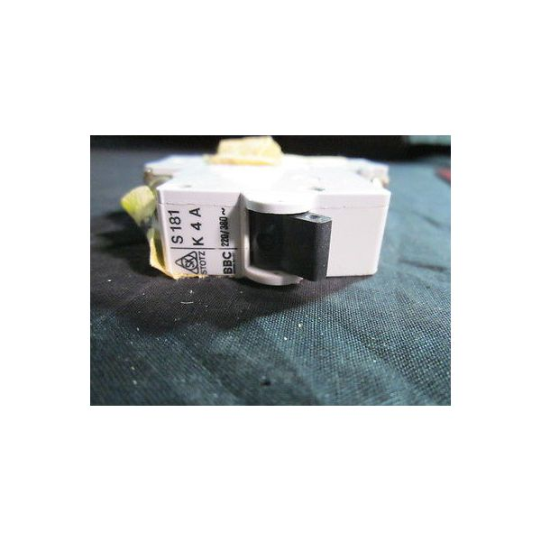 STOTZ-KONTAKT S181K414A BREAKER CIRCUIT MINIATURE S181K414A