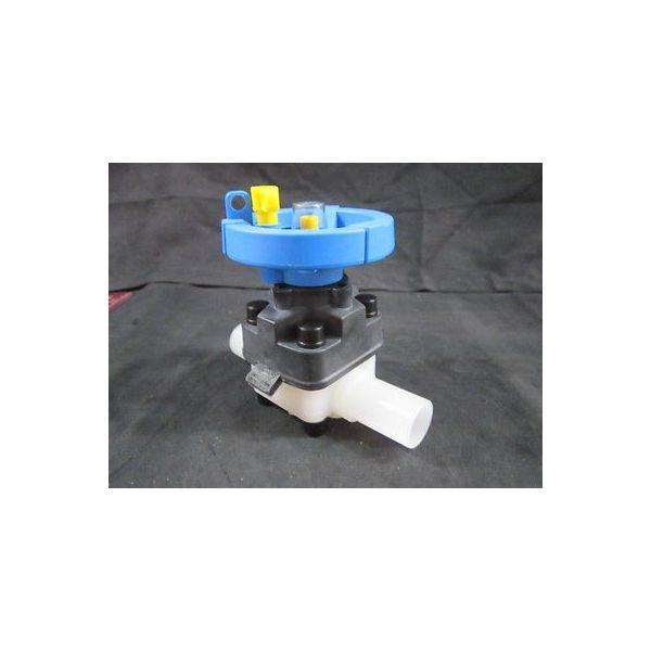 AGRU SDR 21 VALVE DIAPH  D25   PN10  PVDF-HP (150psi)  BW-IR; 342.0025.10