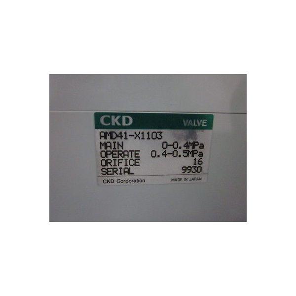 CKD AMD41-X1103 VALVE Teflon, AIR OPERATE DHF