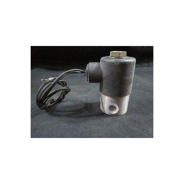 CKD AB31-02-2-F3A SOL.VALVE SS 2X2 110V 1/4  O-RING-VITON