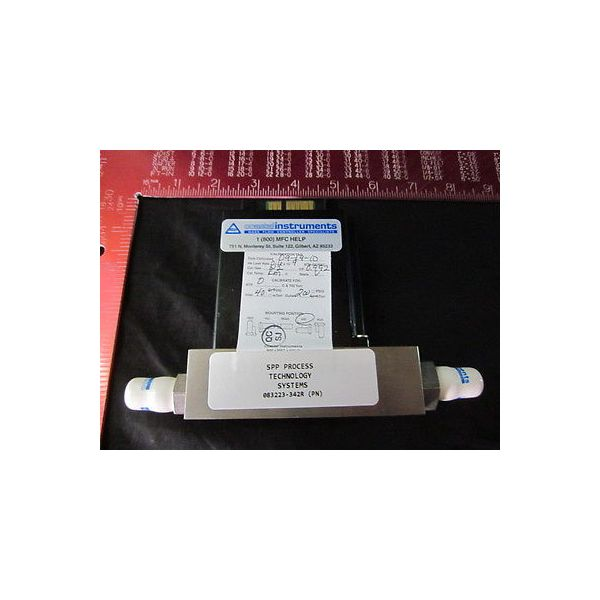 TYLAN FC-261-O2 MASS FLOW CONTROLLER, 150 PSIG MAX, GAS O2