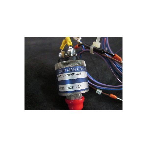 Whitman Controls Corp. W17V-3H-K12TS 4 HG INCR VAC