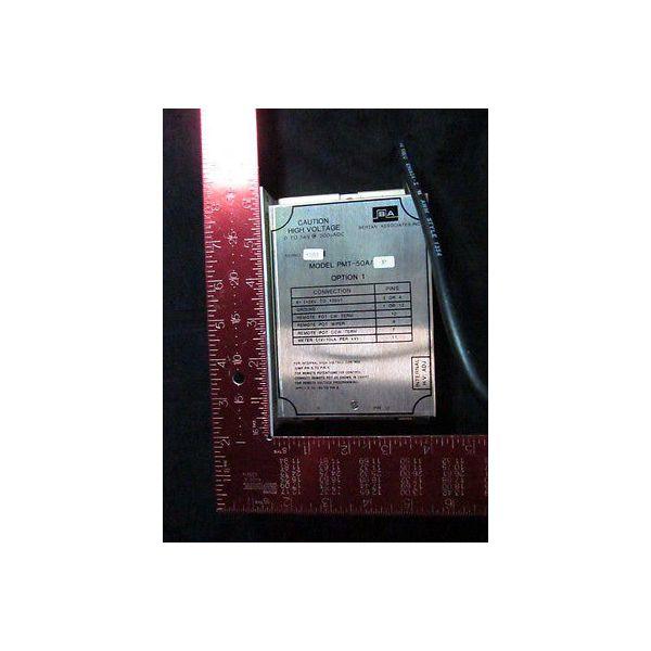 BERTAN ASSOCIATES PMT-50A/P Power Supply 0-5kV @ 500uADC, came from OPAL 7830i