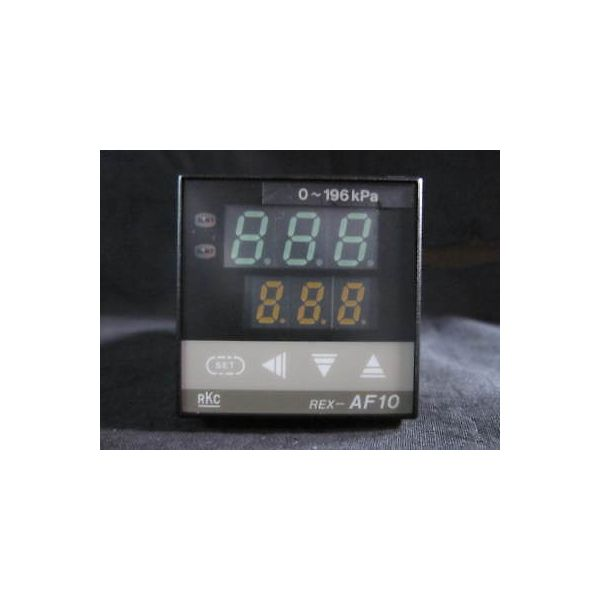 Dai Nippon Screen (DNS) 7-39-52569 RKC INSTRUMENT, AF10PD*AN-BN/A, GAUGE, PRESSU