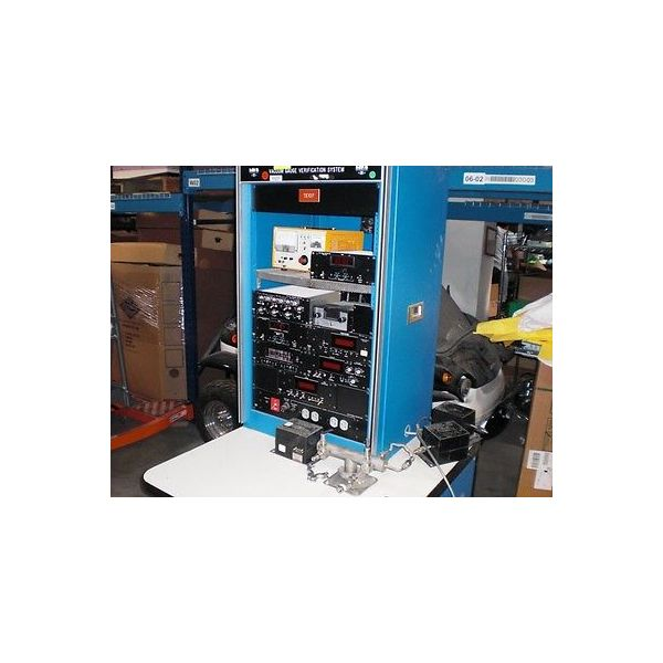MKS  Vacuum Gauge Calibration and Verification System