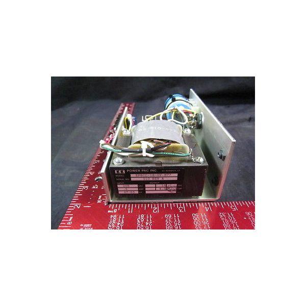 POWER PAC EP8CC-18-OV-M77 POWER PAC INC. LINEAR POWER SUPPLY