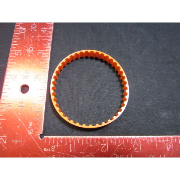 Applied Materials (AMAT) 3080-01020   New BELT TIMING3/8 40 TEETH ORANGE POLYURETHANE 80XL