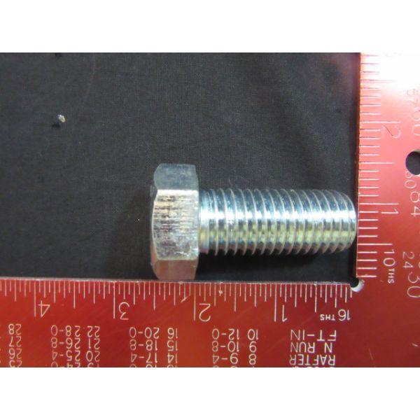 Applied Materials (AMAT) 3090-01030 BOLT, HEX HD 3/4-10x1-3/4