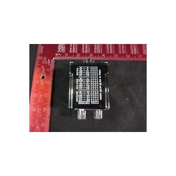 ATMI 132-22-001 MACROMATIC RELAY PROGRAM REPEAT CYCLE FOR WIPER 800H0067; SS-651