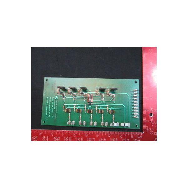 NOVA ASSOCIATES D-1500510 PCB, TIMER DRIVER BOARD