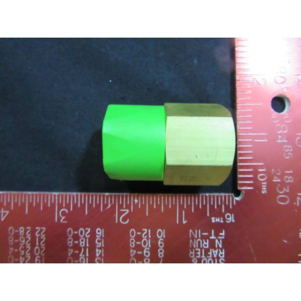 Applied Materials (AMAT) 3300-01268   Used BUSHING 3/4MPX1/2FP, HARDWARE