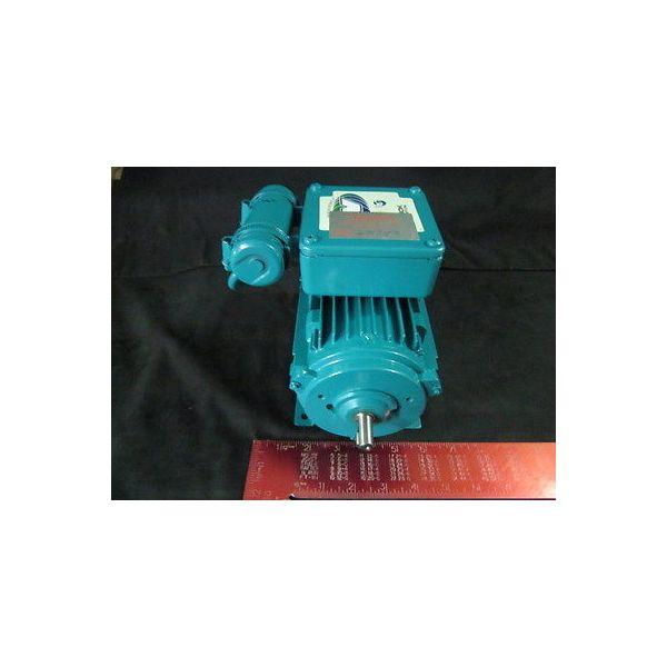 AMAT 1080-90039 MOTOR 1/8HP 120V 60Hz SOURCE LEFT