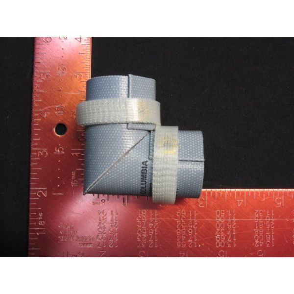 "Applied Materials (AMAT) 3420-01136   INSUL3/4""ID ELBOW SILICONE RBR FOAM UL94"