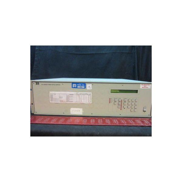 JDS UNIPHASE SA-Z000118 SC SERIES FIBER OPTIC SWITCH, MODEL SA-Z000118, SERIAL N