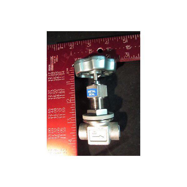 TEL 0120-062207 Valve, Manual SS0080-22-0119; FUJIKIN